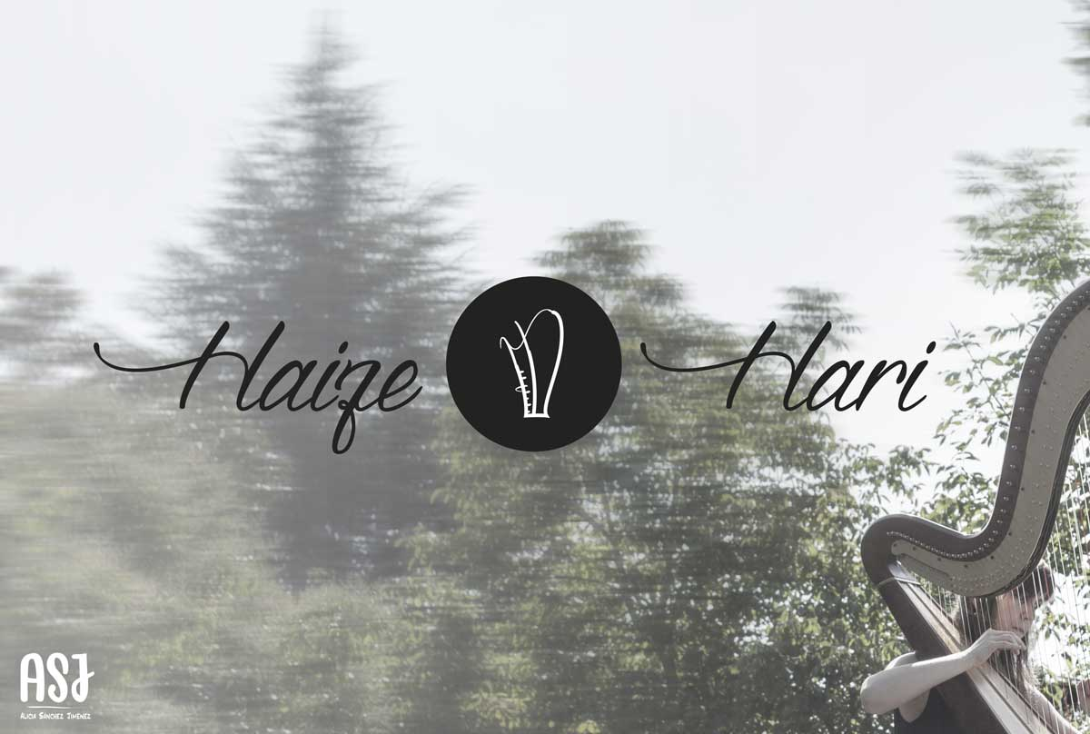 Logotipo Haize-Hari